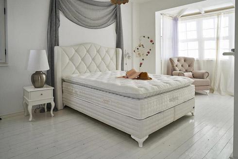 lumbardo amerikanische boxspringbetten golden gate. Black Bedroom Furniture Sets. Home Design Ideas