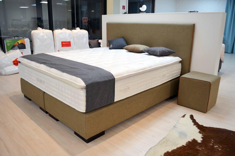 boxspringbett ausstellungsst ck. Black Bedroom Furniture Sets. Home Design Ideas